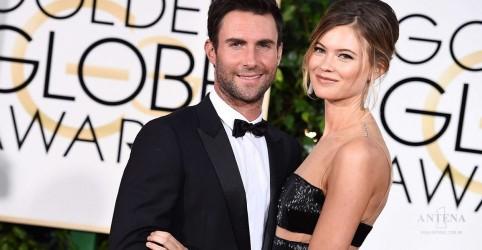 Adam Levine será pai pela segunda vez