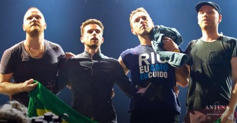 Coldplay confirma shows no Brasil em 2017