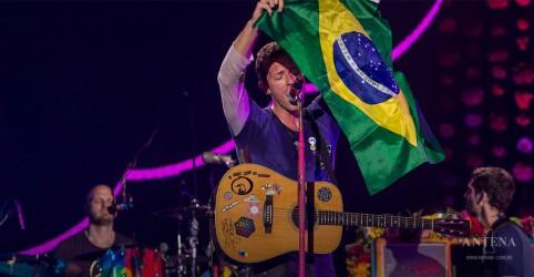 Confira possíveis datas para shows do Coldplay em 2017