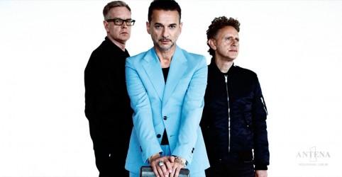 Confira Depeche Mode na Super Montagem