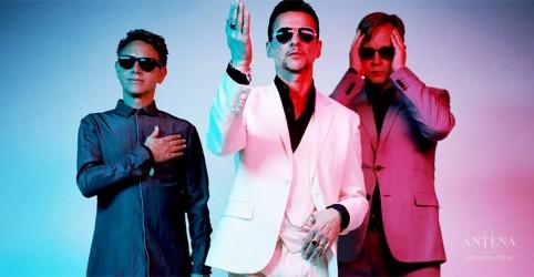 """""""Cover Me"""", do Depeche Mode, ganha clipe; confira"""