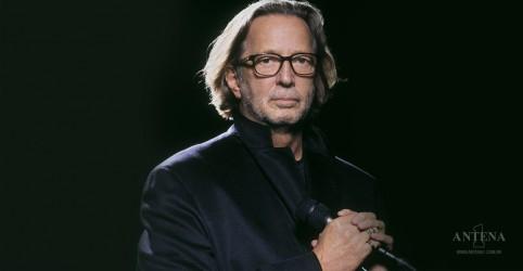 Eric Clapton fala sobre documentário que retrata sua vida