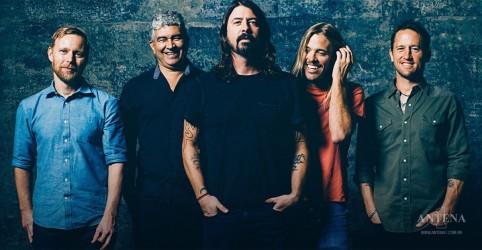 Foo Fighters no Brasil em 2018