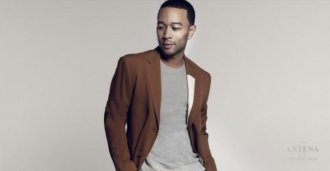 Confira John Legend na nova edição da Super Montagem
