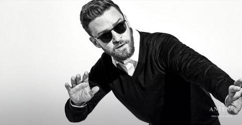 Justin Timberlake na 23ª edição da Super Montagem