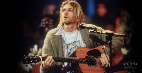 Placeholder - loading - Imagem da notícia Entrevista inédita de Kurt Cobain é divulgada