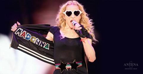 Madonna planeja concertos intimistas