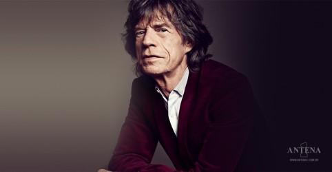 Confira faixas inéditas de Mick Jagger