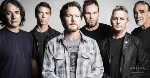 Pearl Jam pode vir ao Brasil em 2018