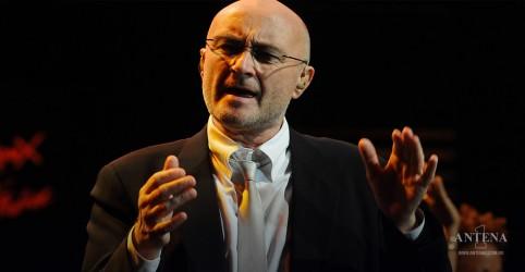 Phil Collins dará início à turnê em 2017
