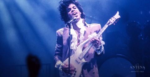 Confira Prince na Super Montagem Antena 1
