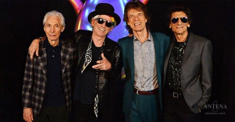 """She's a Rainbow"", do Rolling Stones, ganha lyric video"