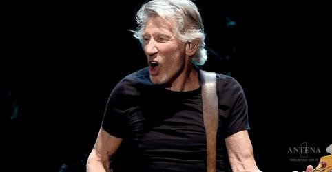 Placeholder - loading - Confira clipe emocionante de Roger Waters