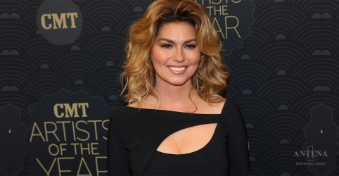 "Shania Twain lança clipe do single ""Life's About To Get Good"""