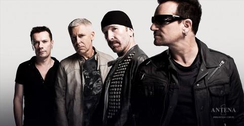 U2 no Brasil em 2017