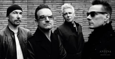 U2 acerta shows no Brasil em outubro deste ano