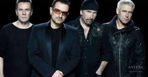 Ingressos para show extra do U2 acabam em menos de duas horas