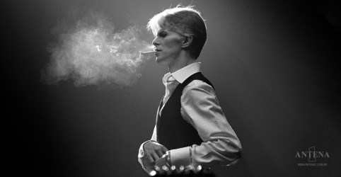 Faixa de David Bowie é a mais tocada em serviço de streaming