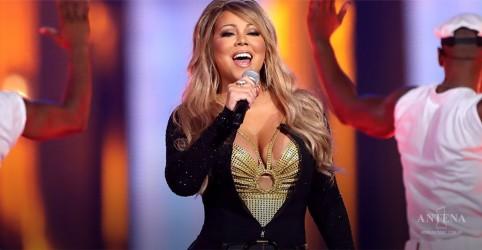 Mariah Carey é homenageada em premiação