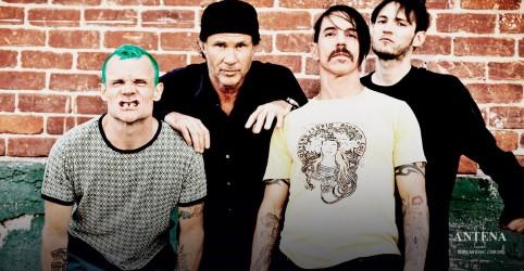 Red Hot Chilli Peppers irá se aposentar em breve
