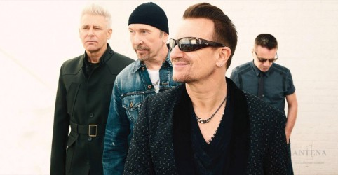 "Placeholder - loading - Confira a primeira apresentação de ""You're the Best Thing About Me"", do U2"