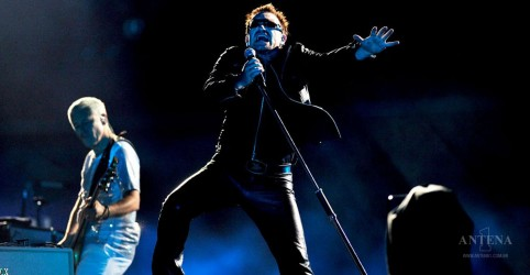 """You're The Best Thing About Me"" é a nova canção do U2; confira"
