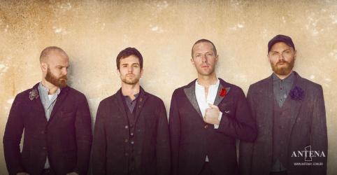 Placeholder - loading - Imagem da notícia Coldplay anuncia novo disco