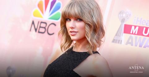 Placeholder - loading - Imagem da notícia Taylor Swift bate recorde impressionante na Billboard 200