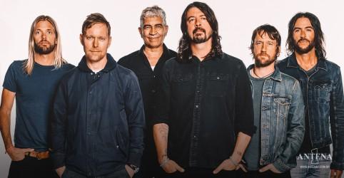 Placeholder - loading - Imagem da notícia Foo Fighters receberá o primeiro prêmio de ícone global do VMA