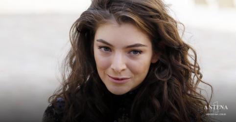 Placeholder - loading - Imagem da notícia Lorde lança segundo single de novo disco