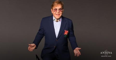 Placeholder - loading - Imagem da notícia Elton John lança novo álbum gravado durante a pandemia