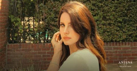 """Placeholder - loading - Imagem da notícia Lana Del Rey lança clipe da música """"Blue Banisters"""""""