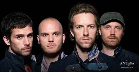 Placeholder - loading - Imagem da notícia Coldplay lança nova faixa