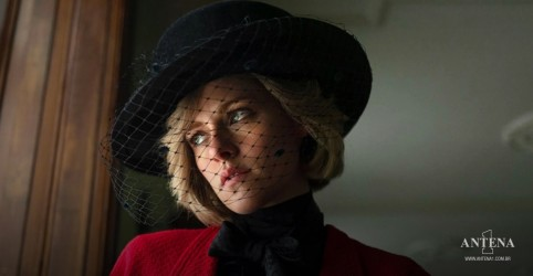 """Placeholder - loading - Imagem da notícia """"Spencer"""": Kristen Stewart  dá vida à Princesa Diana em novo longa"""