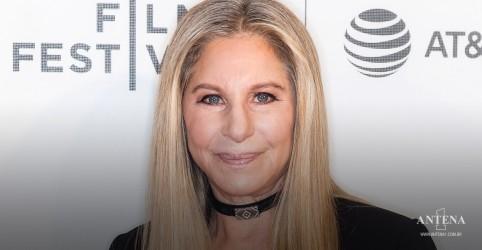 Placeholder - loading - Imagem da notícia Barbra Streisand é a artista da semana