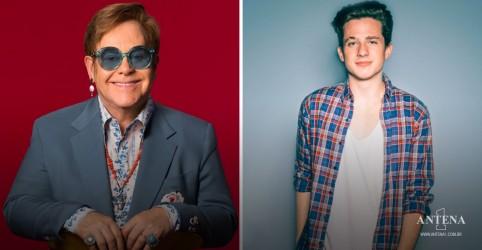 Placeholder - loading - Imagem da notícia Elton John e Charlie Puth se unem para um novo single, After All