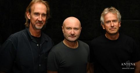 Placeholder - loading - Imagem da notícia Genesis inicia turnê de despedida 'The Las Domino Tour?' na Inglaterra