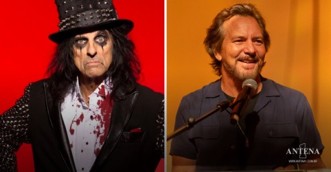 Placeholder - loading - Imagem da notícia Alice Cooper e Eddie Vedder estarão no Audible's Words + Music