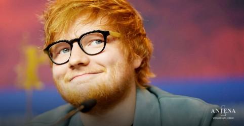 Placeholder - loading - Imagem da notícia Ed Sheeran retorna com novo single