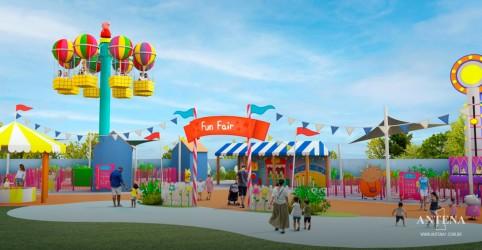 Placeholder - loading - Imagem da notícia Primeiro parque temático da Peppa Pig nos Estados Unidos abre em 2022