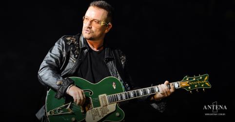 Placeholder - loading - Imagem da notícia U2 é o Artista da Semana