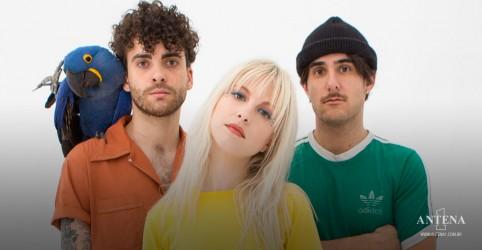 Placeholder - loading - Imagem da notícia Paramore: Artistas são creditados em faixa de Olivia Rodrigo