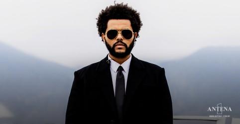 Placeholder - loading - Imagem da notícia The Weeknd divulga vídeo alternativo de Can't Feel My Face