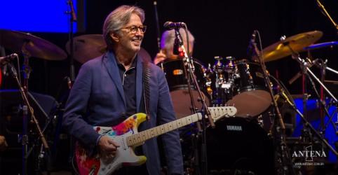 Placeholder - loading - Imagem da notícia Eric Clapton divulga nova música This Has Gotta Stop