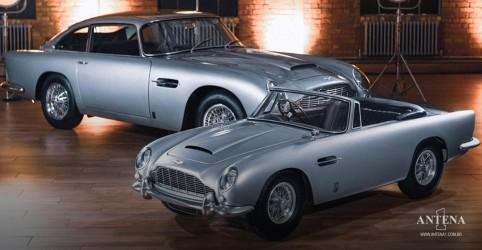 Placeholder - loading - Empresa britânica lança réplica do carro de James Bond para crianças