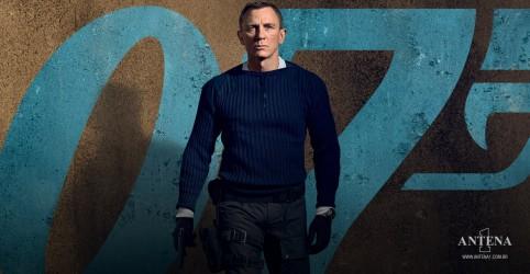 """Placeholder - loading - Dia de estreia nos cinemas, """"Sem tempo para morrer"""" marca a despedida de Daniel Craig"""