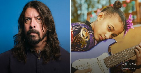Placeholder - loading - Imagem da notícia Nandi Bushell se juntou ao Foo Fighters em apresentação de Fiery Everlong