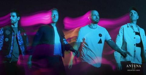 Placeholder - loading - Imagem da notícia Coldplay lança o 9° álbum 'Music Of The Spheres'