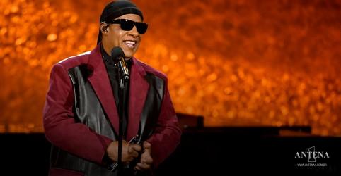 Placeholder - loading - Imagem da notícia Stevie Wonder será a atração principal do Global Citizen Live