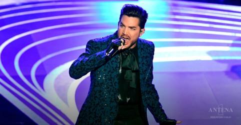 """Placeholder - loading - Imagem da notícia Adam Lambert revela """"Superpower"""" com clipe"""